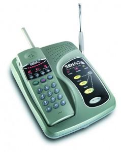 Радиотелефон SENAO SN-258 NEW (нажмите, что бы увеличить фото) .