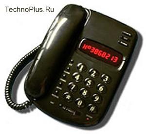 d4de950be695b Телефон с АОН Русь 28 KX-T8000 (черный)