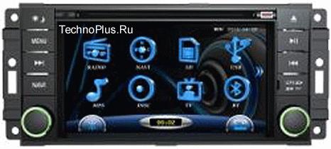 Навигационный GPS мультимедийный центр вместо штатной магнитолы!