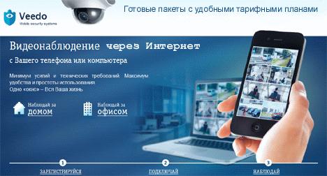 Фотонаблюдение через интернет своими руками из веб